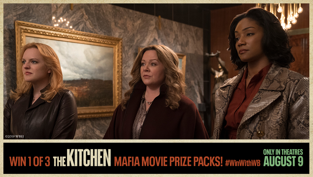 Win 1 of 3 The Kitchen Mafia Movie Prize packs!